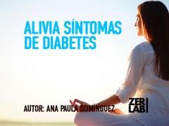 Alivia síntomas de diabetes