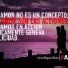 El amor en acción…