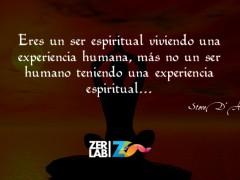 Eres un ser espiritual…