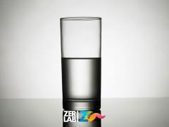 ¿Percibes el vaso medio lleno o medio vacío?