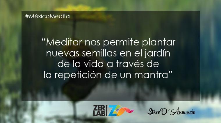 Meditar nos permite…
