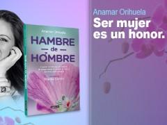 Hambre de Hombre, libro de Anamar Orihuela
