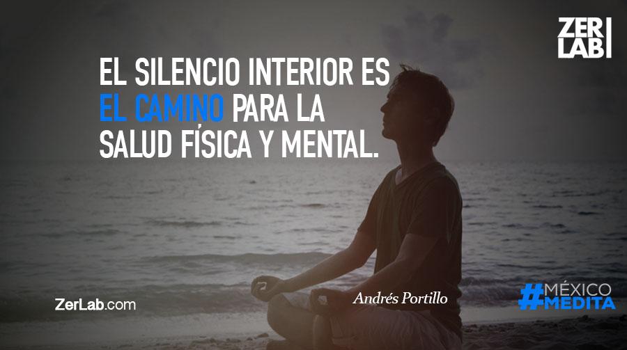 Andres Portillo El Silencio Interior Zerlab