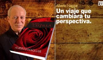 La Rosa de Castilla, libro de Alberto Haggar