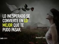 Lo inesperado…