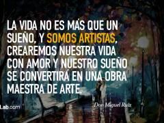 La vida es un sueño…
