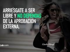 Ser libre…