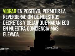 Vibrar en positivo…