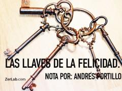Las 5 llaves de la felicidad