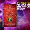 El Arte Tolteca de la Vida y la Muerte, libro de Don Miguel Ruíz