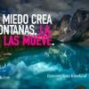 La fe mueve montañas…