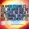 Un amor eterno…