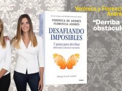 Desafiando Imposibles, Libro de Verónica y Florencia Andrés