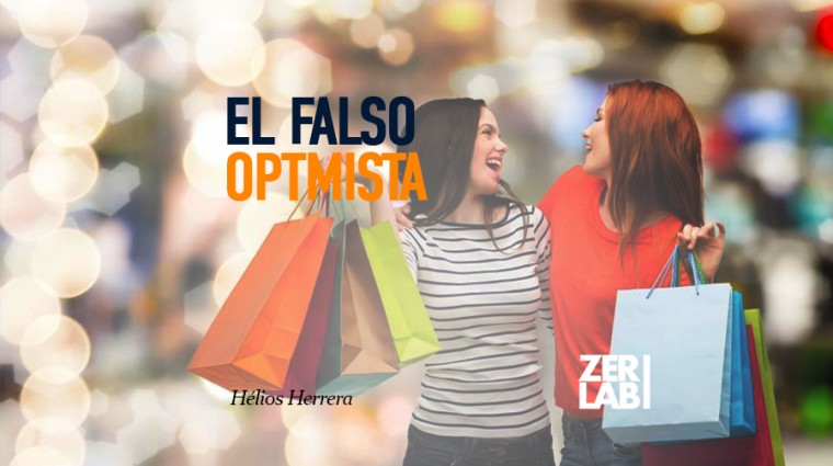 El falso optimista